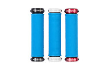 Reverse Booster Lock on Grips light-blue